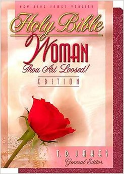 Woman Thou Art Loosed Bible
