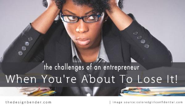 challenges-of-an-entrepreneur-thedesignbender