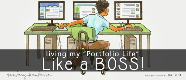 My-Portfolio-Life-theDesignBender