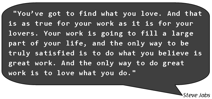 Steve Jobs-Love What you do2