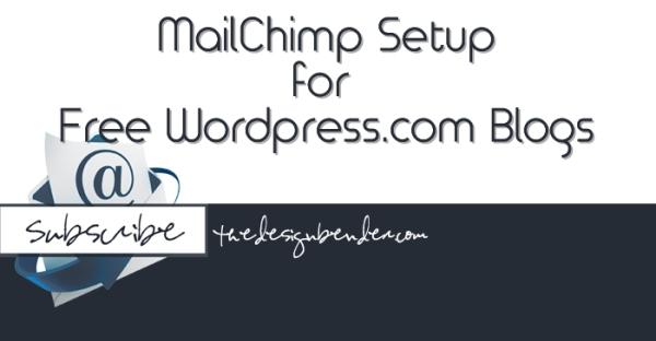 MailChimp-Setup-WordPress-theDesignBender