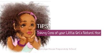#sponsoredpost | #tips | Taking care of your little girls naturalhair