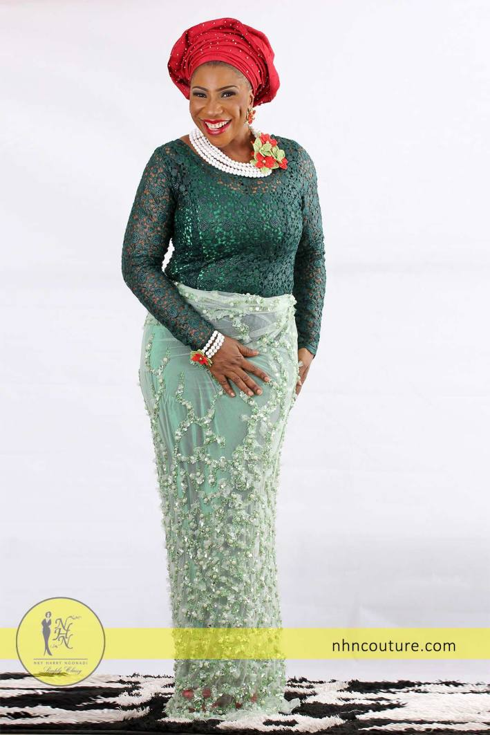 NHN_Green-Asoebi-Inspiration_Nigerian-Traditional-Attire