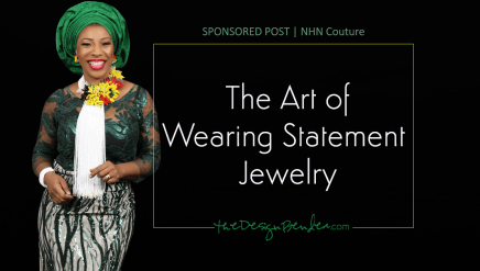 #fridayfashion | The Art of Wearing Statement Jewelry