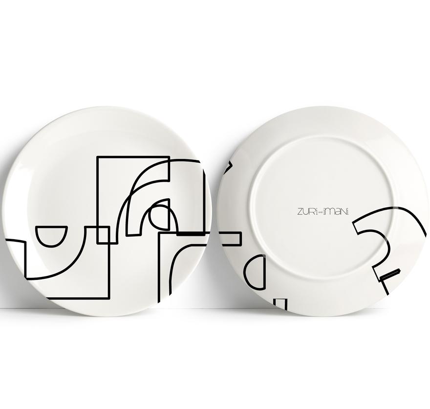 Geometry-Plate-Set-ZuriandImani-Creative-Plates